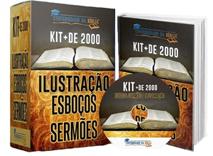 Kit 2000 Ilustrações