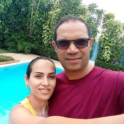 Carlos Augusto & Rosiele Mesquita